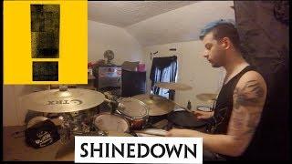 SallyDrumz - Shinedown - DEVIL Drum Cover