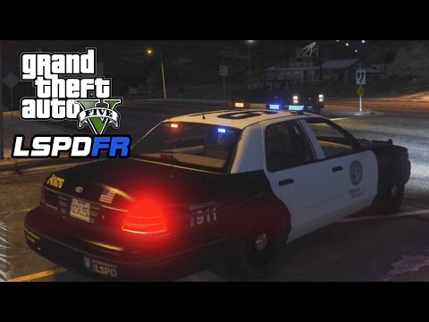 GTA 5 - LSPDFR Playing As A Cop Half Hour - Episode 32: Longest Pursuit Ever!!