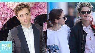 Robert Pattinson is worried about Kristen Stewart | Positive