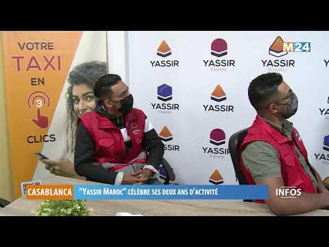 """""""Yassir Maroc"""" célèbre ses deux ans d'activité"""