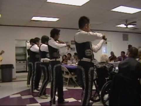 El Express De los Azahares - Mariachi Los Pasajeros de El Paso, TX