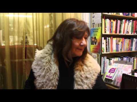 Rose Elliot on her book, I Met a Monk