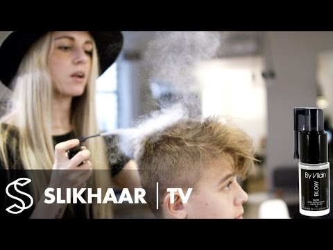 Fresh Hairstyle with Messy Fringe / Bangs for Men ★ Men's Hair Inspiration