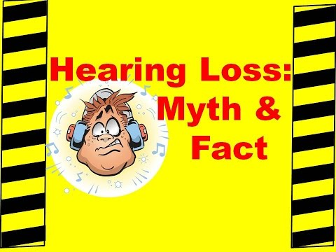 Hearing Loss: Myths & Facts - Safety Training Video - Causes & Prevention