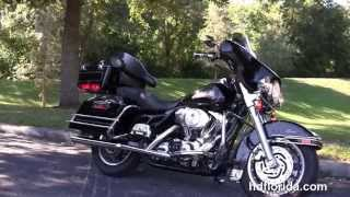 6. Used 2005 Harley Davidson Electra Glide Classic Motorcycles for sale