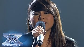 "Ellona Santiago Takes On Beyoncé's ""If I Were A Boy"" - THE X FACTOR USA 2013"