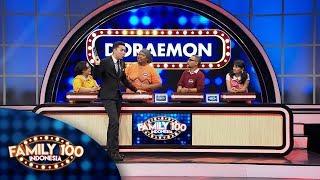 Video Apakah tim Doraemon bisa menjawab semua pertanyaan survei? - PART 3 - Family 100 Indonesia MP3, 3GP, MP4, WEBM, AVI, FLV Mei 2019