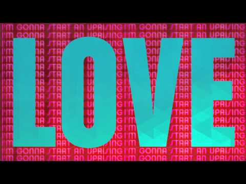 Uprising of Love Lyric Video [Remix]