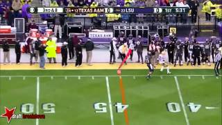 Mike Evans vs LSU (2013)