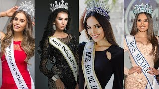Video MISS WORLD 2017 - TOP 15 STRONG CONTENDERS (OCTOBER) MP3, 3GP, MP4, WEBM, AVI, FLV November 2017