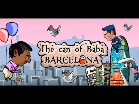 Video of The can of Baba: Barcelona