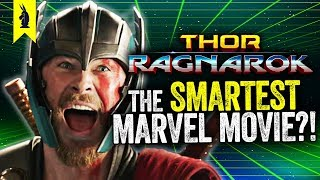 Video Thor: Ragnarok – The Smartest Marvel Movie Ever? – Wisecrack Quick Take MP3, 3GP, MP4, WEBM, AVI, FLV April 2018