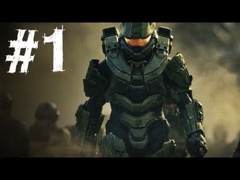 halo - NEW Halo 4 Gameplay Walkthrough Part 1 includes the Prologue and Mission 1: Dawn of the Halo 4 Campaign for Xbox 360. This Halo 4 Gameplay Walkthrough will i...