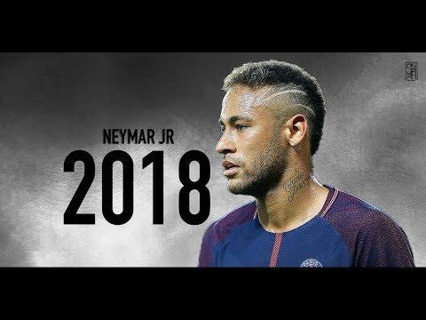 Neymar 2018   2017/18 - PSG   Skills & Goals