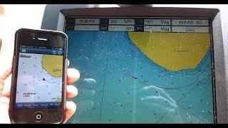 Video Cheap Marine GPS Chart Plotter For iPhone & Smart Phones MP3, 3GP, MP4, WEBM, AVI, FLV Mei 2019