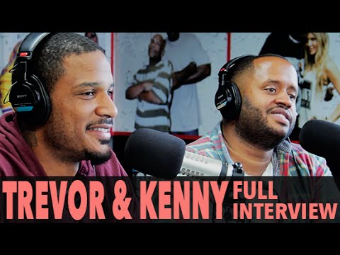 Trevor Ariza & Kenny Hamilton on Charity Basketball, Justin Bieber & More (Full Interview) BigBoyTV