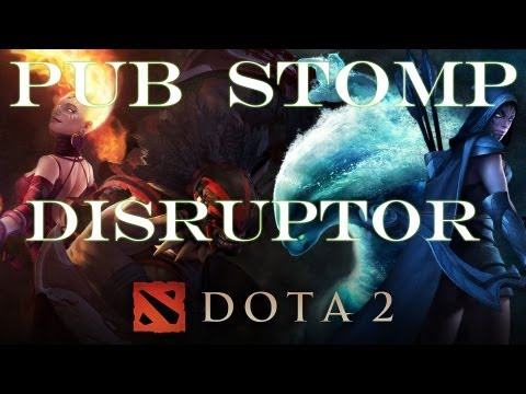 Pub Stomp - Disruptor