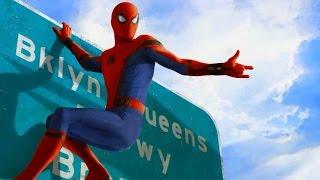 映画『スパイダーマン:ホームカミング』特別映像