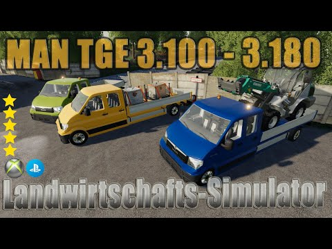 MAN TGE 3.100 - 3.180 v1.0.0.0