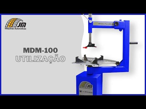 MDM-100 - Utilização