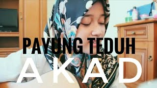 Payung Teduh - Akad (cover) by Dinda Firdausa