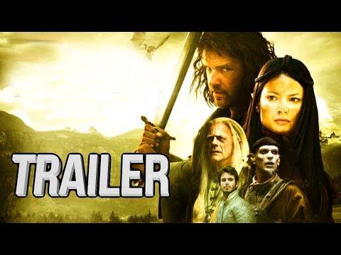 Knights of Bloodsteel (2009)   Trailer (German) feat. Christopher Lloyd