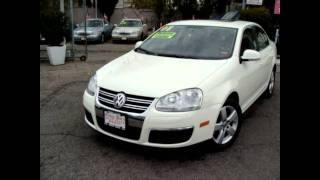 2008 Volkswagen Jetta 2.5 SE Car Review