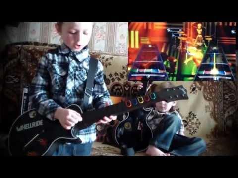 Guitar Hero. Вдарим рок в этой дыре