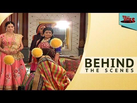 Behind The Scenes Of Ikyawann