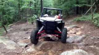 10. Testing Out The AWD System on The Polaris RZR XP 1000