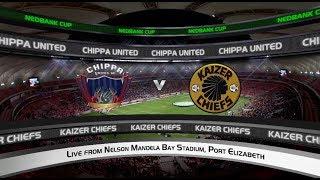 Video Nedbank Cup | Semi-Final | Chippa United vs Kaizer Chiefs MP3, 3GP, MP4, WEBM, AVI, FLV April 2019