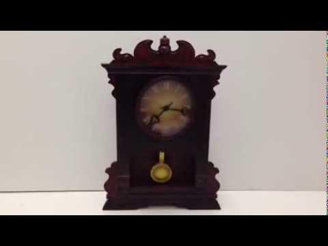 Antique Clock Animated Prop – Halloween Decoration   trendyhalloween.com