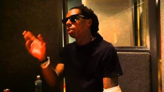 Lil Wayne Confirms He Recorded A Remix To Jumpman From The Studio