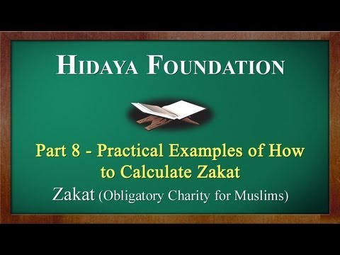 how to calculate zakat