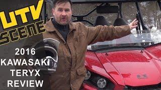 9. 2016 Kawasaki Teryx Ride Review