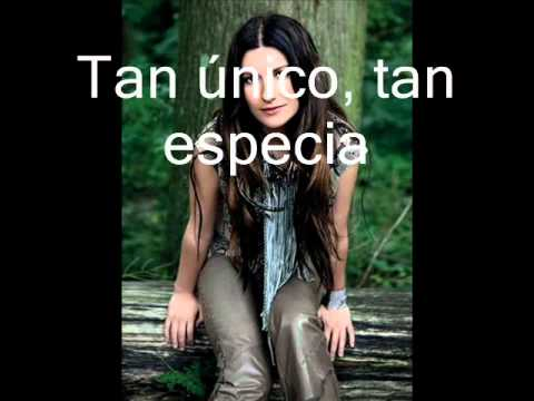 , title : 'Laura Pausini A simple vista letra'