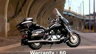 2. 2008 Yamaha Royal Star Venture S Features