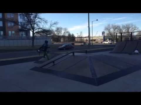 St. Louis Skate Park!