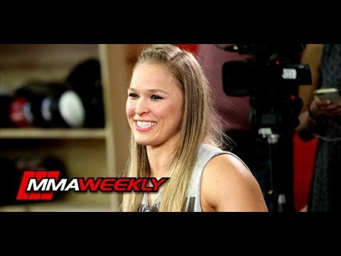 Dana White Stopped Ronda Rousey From Getting a Tattoo