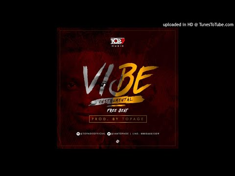 """vibe"" Afropop Highlife Instrumental (prod. Top-age)"