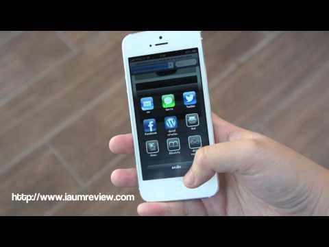 [HD] รีวิว iPhone 5 แบบไทยไทย : EP1 เปิดตัวน้อง 5
