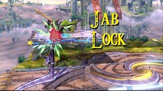 New Jab Lock Combo w/ Sheik!
