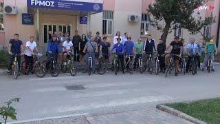 Dan bez automobila - biciklijada za studente i djelatnike Sveučilišta u Mostaru