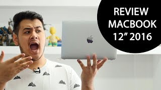 Review Macbook 12 2016 - Até parece um iPad com MacOS