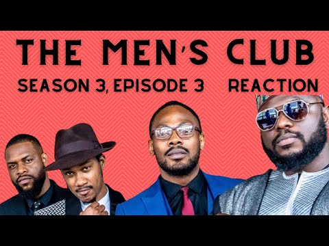 REDTV The Men's Club | Season 3 | Episode 3 - REACTION! #REDTVTMC