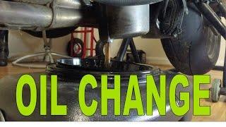 10. Kawasaki Ninja ZX6R 636 Oil Change (2005/2006)