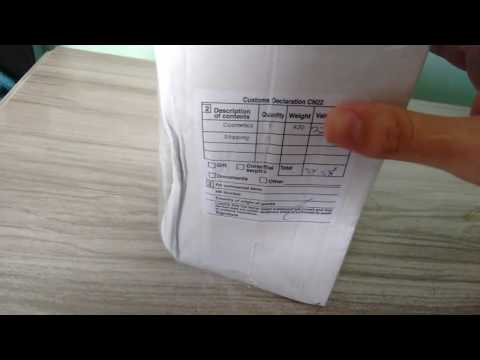Unboxing Black xs paco Rabanne Beauty-outlet