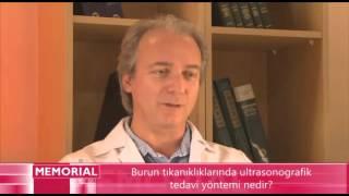 Burun Tıkanıklıklarında Ultrasonografik Tedavi Yöntemleri Nedir?