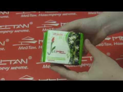 Супертонкие ежедневные гигиенические прокладки с ментолом Средства интимной гигиены Ju Mei MeiTan