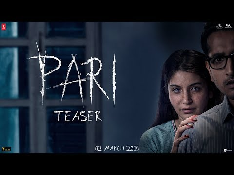 Pari Teaser | Anushka Sharma